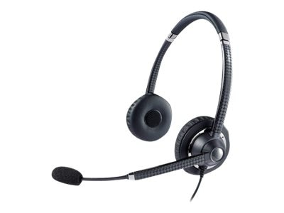 Jabra UC Voice 750 MS Duo Headband - Dark Grey