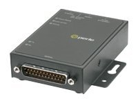 Perle IOLAN DS1 DB25M no adapter 1-Port device, SVER EIA-232 422 485, 04030000, 5966912, Network Transceivers