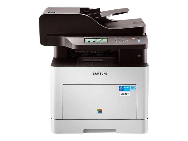 Samsung ProXpress C2670FW A4 Color Multifunction Laser Printer, SL-C2670FW/XAA