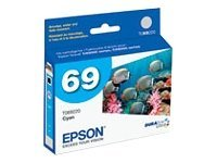 Epson Cyan DURABrite Ultra Ink Cartridge for Stylus CX5000 and CX6000 printer series