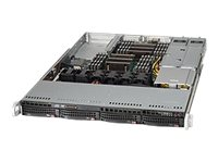 Supermicro Barebone, E5-2600 Series, X9DRW-IF, 1U