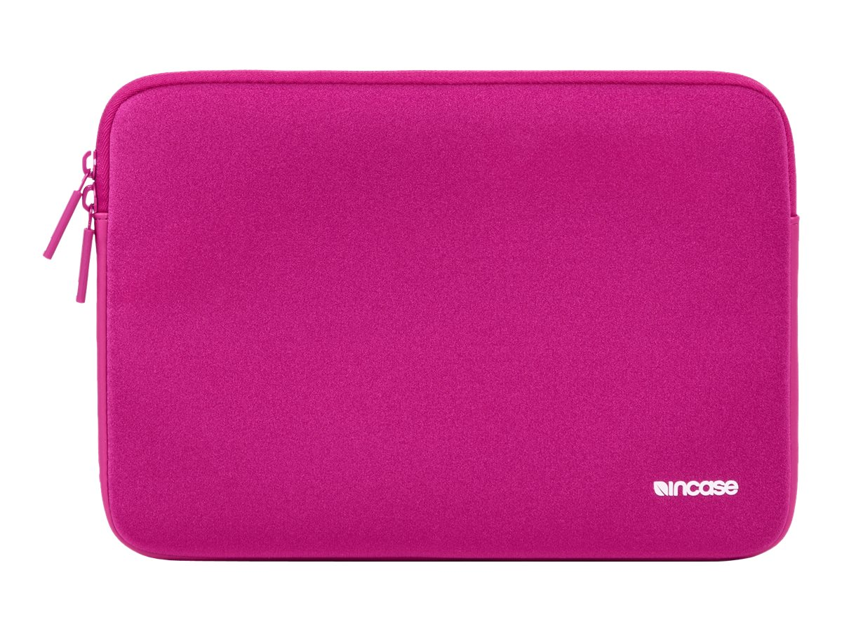 Incipio Incase Neoprene Classic Sleeve for 12 MacBook, Pink Sapphire