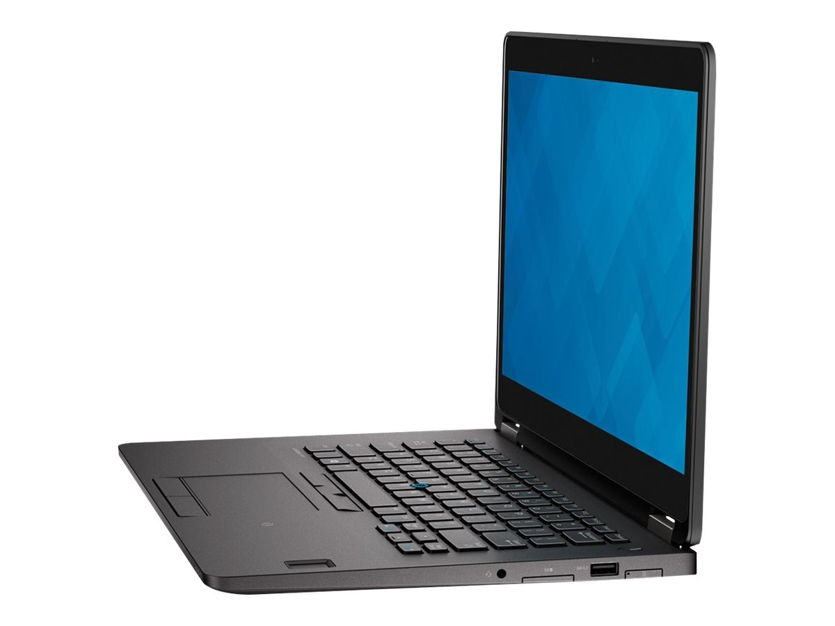 Dell Latitude E7470 Core i5-6300U 2.4GHz 8GB 256GB SSD ac BT WC 4C 14 FHD W10P64, X2CGN