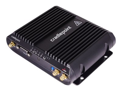 CradlePoint 3G 4G LTE Multi-Band Router (With Wi-Fi)