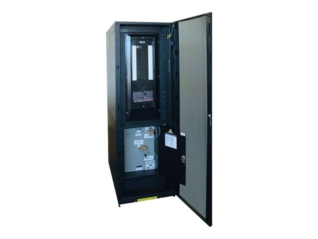 Tripp Lite 60kVA 3-Phase Power Distribution Center, Integrated 3-breaker 208V Service Bypass Switch
