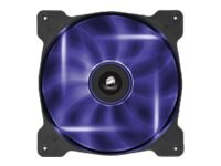 Corsair Air Series SP140 LED High Static Pressure 140mm Fan, Purple
