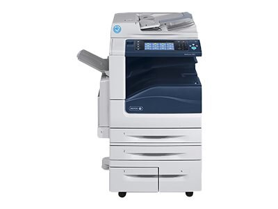 Xerox WorkCentre 7855I MFP w  High Capacity Tandem Tray, 7855/PTXF2I, 31854164, MultiFunction - Laser (color)