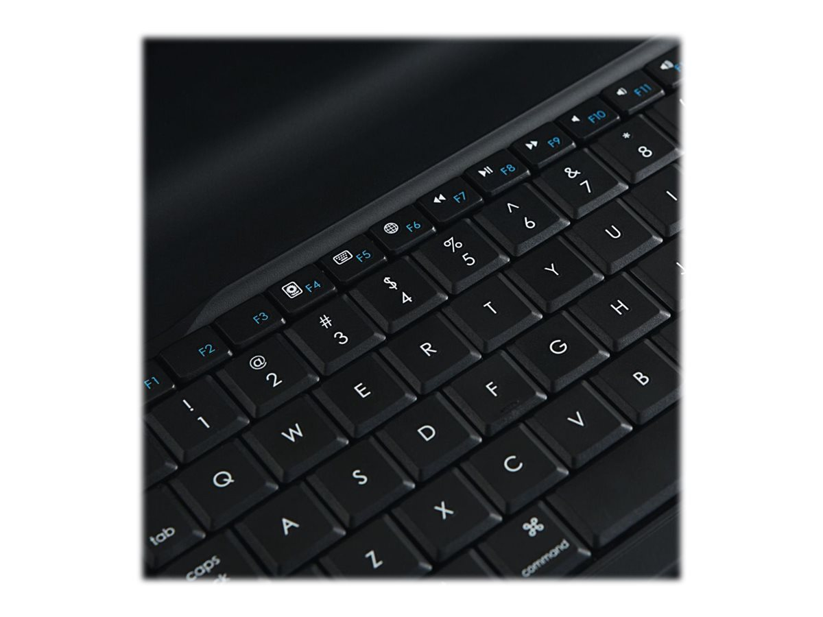 Verbatim Slim Folio w  Bluetooth Keyboard for iPad 2 3 4, 98021