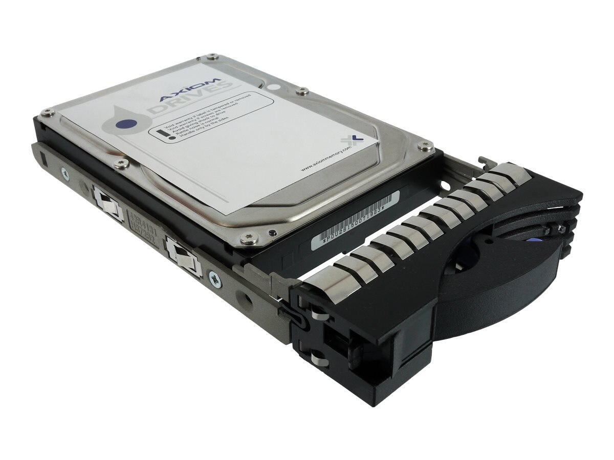Axiom 450GB 15K RPM SAS Hard Drive Kit w  IBM Support, 44W2239-AXA