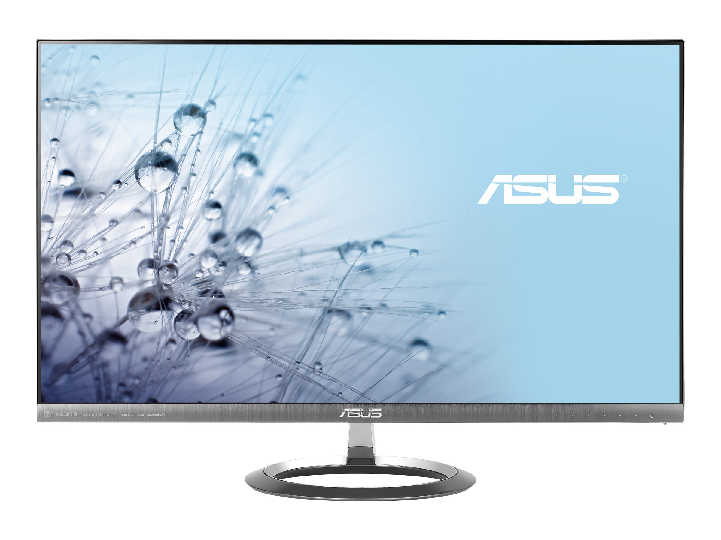 Asus 27 MX27AQ WQHD LED-LCD Monitor, Space Gray Black, MX27AQ, 19507071, Monitors - LED-LCD