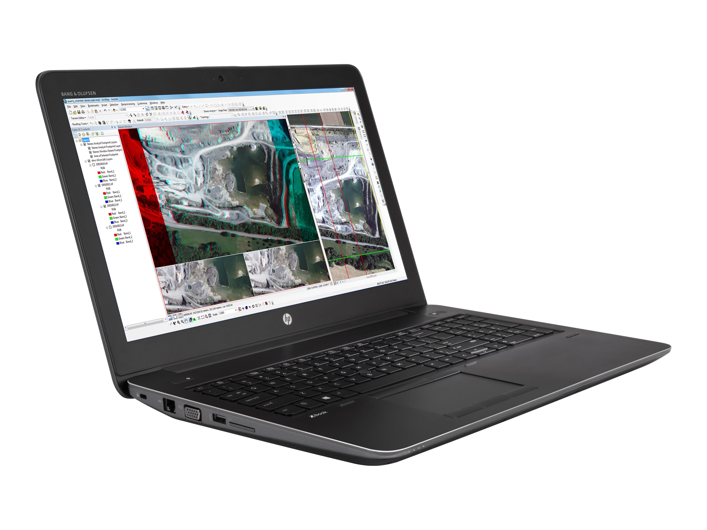 HP ZBook 15 G3 Core i7-6820HQ 2.7GHz 8GB 256GB ac BT FR WC 9C M1000M 15.6 FHD W7P64-W10P, V2W09UT#ABA