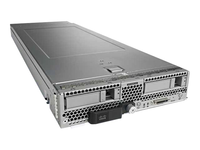 Cisco Not Sold Standalone B200 M4 Blade Hi-Freq3 (2x)Xeon E5-2667 v4 256GB VIC1340