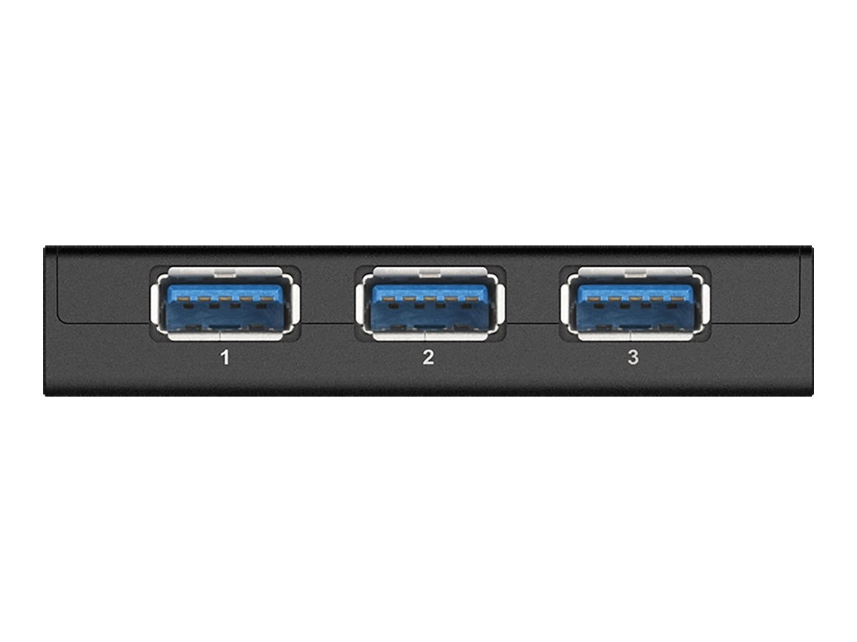 D-Link 4-Port SuperSpeed USB 3.0 Hub, DUB-1340