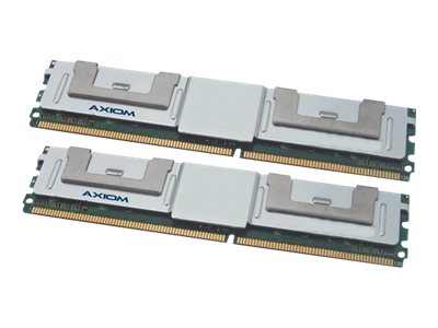 Axiom 8GB PC2-5300 DDR2 SDRAM DIMM Kit for PowerEdge R900, A2257184-AX, 16259586, Memory