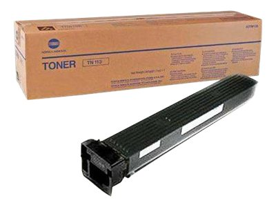 Konica Minolta Black TN413K Toner Cartridge, A0TM131