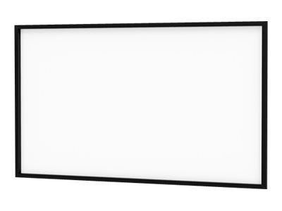 Da-Lite Da-Snap Projection Screen, HD Progressive 1.1, 16:10, 208, Pro-Trim
