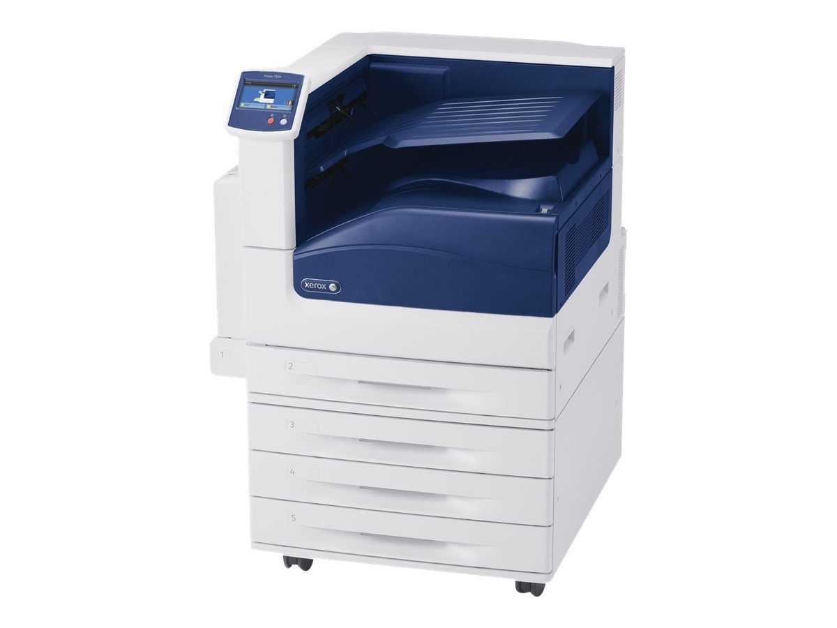 Xerox Phaser 7800 GX Tabloid Color Printer, 7800/GX, 13358255, Printers - Laser & LED (color)