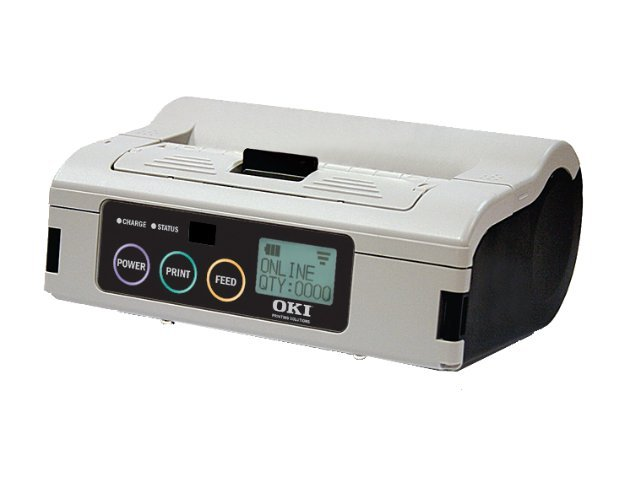 Oki LP480w Wireless Label Printer, 62306503, 11533558, Printers - Label