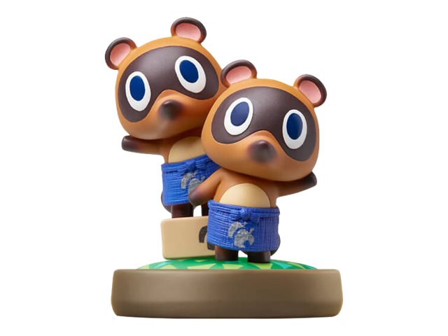 Nintendo amiibo Timmy Tommy Nook for WiiU, NVLCAJAQ, 31467640, Video Gaming Accessories