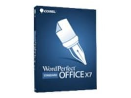 Corel WordPerfect Office X7 Standard Upgrade, WPOX7STDENMBUG, 17080764, Software - Office Suites