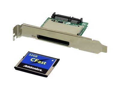 Addonics SATA CFast PCI Bracket Adapter