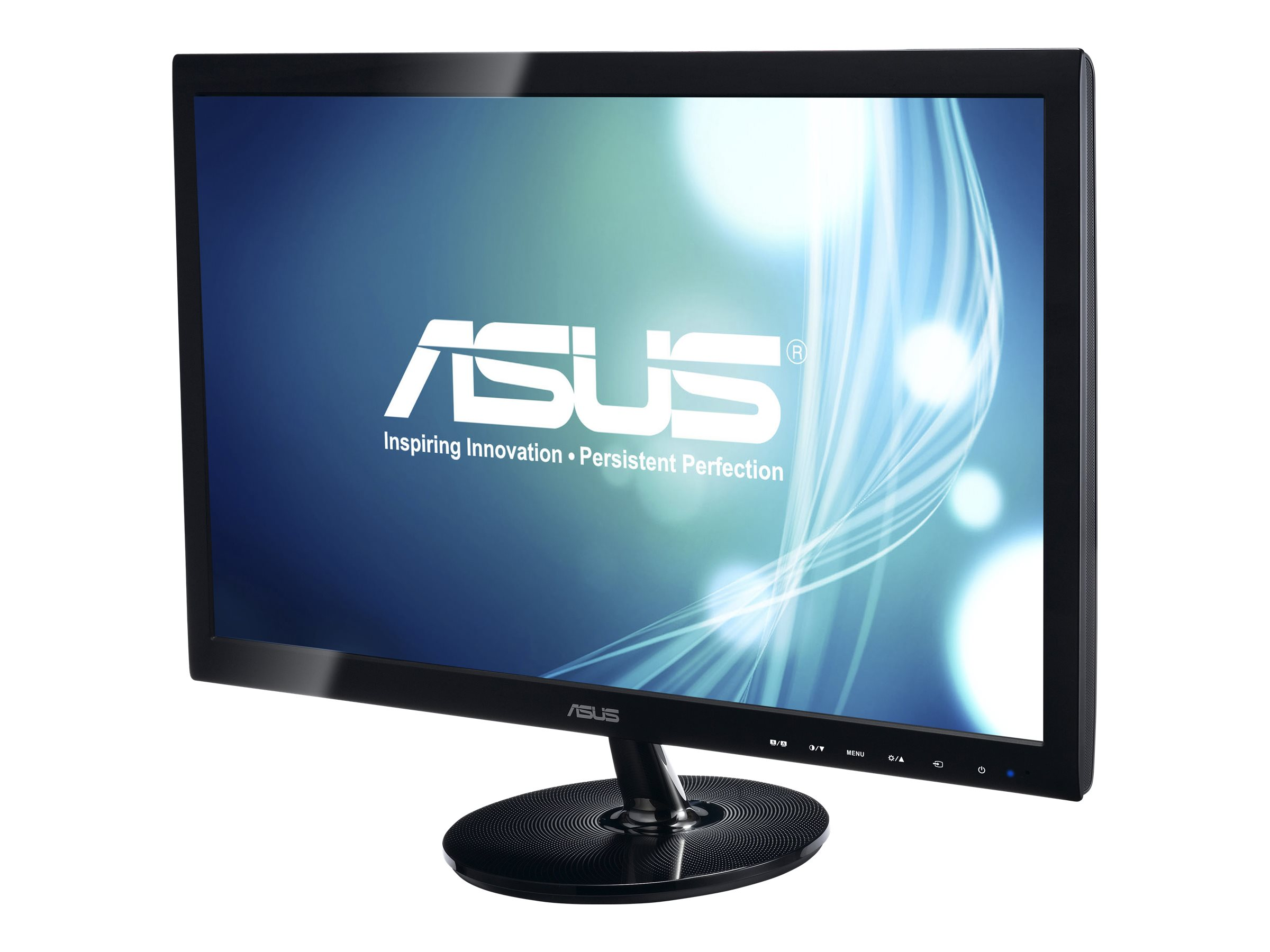 Asus 23 VS238H-P Full HD LED Monitor, Black, VS238H-P