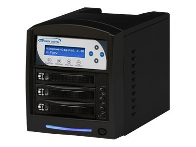 Vinpower Digital HDDSHARK-2T-BK Image 1