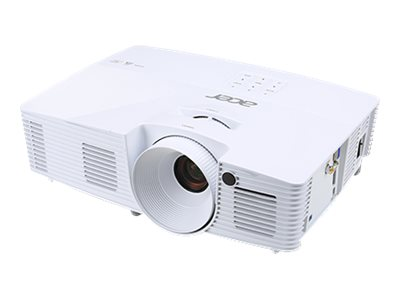 Acer X117H SVGA 3D DLP Projector, 3600 Lumens, White