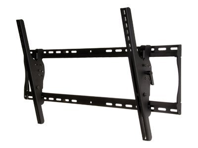 Peerless Smartmount Universal Adjustable Tilt Wall Mount for 39-80 Flat Panels, Black
