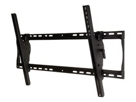 Peerless Smartmount Universal Adjustable Tilt Wall Mount for 39-80 Flat Panels, Black, ST660, 5799325, Stands & Mounts - AV