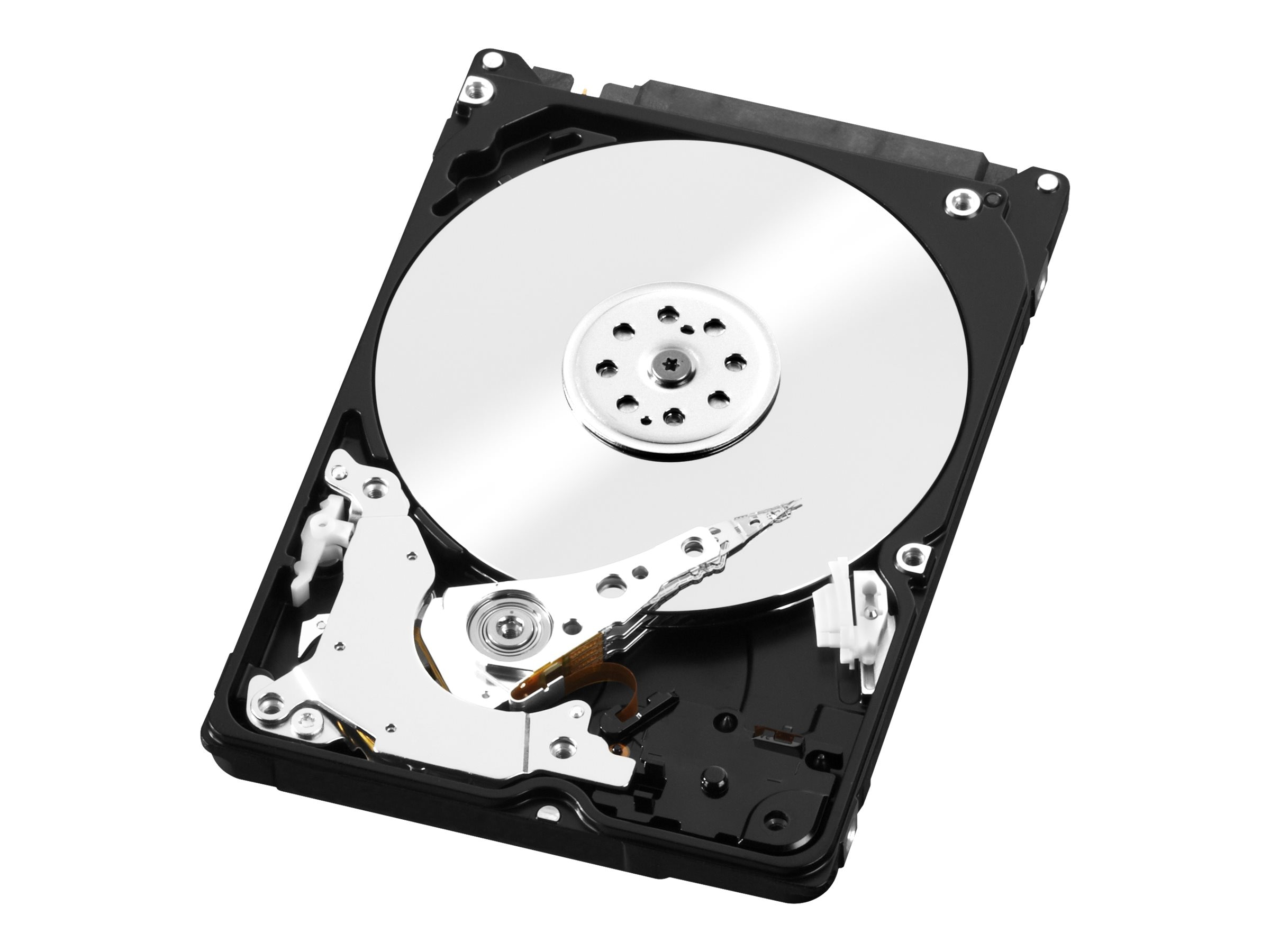 WD 1TB WD Red SATA 6Gb s 2.5 Internal NAS Hard Drive, WD10JFCX, 16219242, Hard Drives - Internal