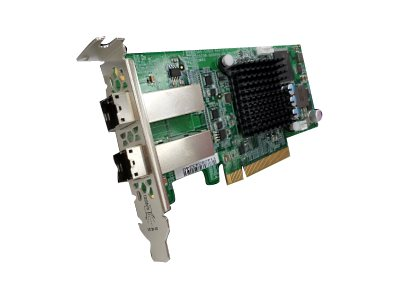 Qnap 12G SAS Dual-Wide Storage Expansion Card, SAS-12G2E-U