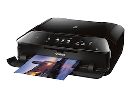 Canon PIXMA MG7720 Photo All-In-One Inkjet Printer - Black, 0596C002, 30568035, MultiFunction - Ink-Jet