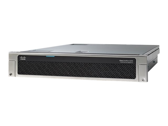 Cisco ESA C370 Email Security Appliance with Software, ESA-C370-K9, 15506207, Network Security Appliances