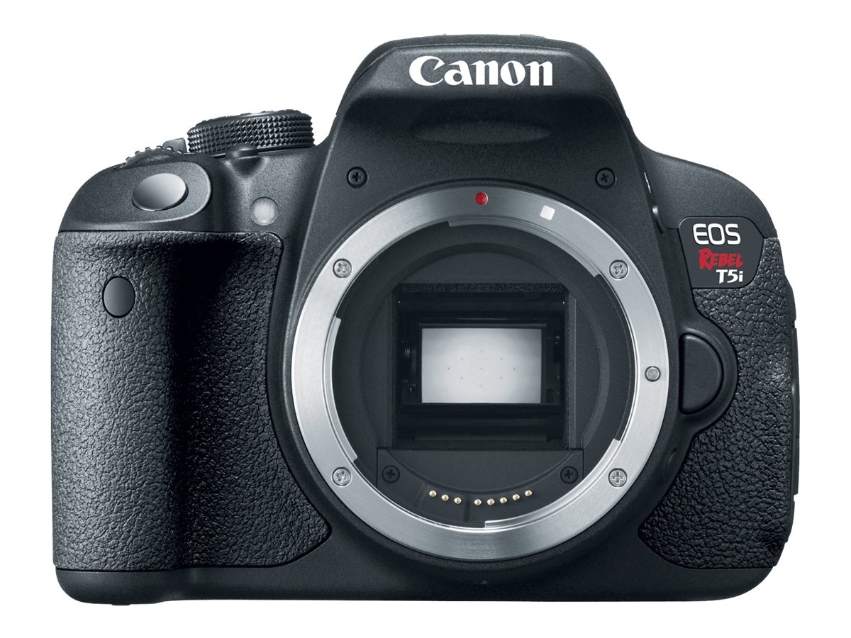Canon EOS Rebel T5i Digital SLR Kit, 8595B001
