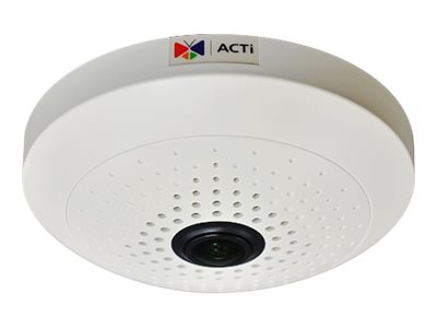 Acti B56 3MP Indoor Superior WDR Fisheye Dome Camera, B56