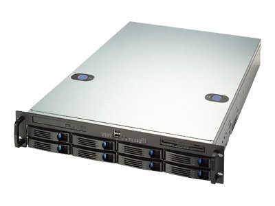 Chenbro Chassis, with 600W PS, RM21508T2-R600-BH-LP, 8527270, Cases - Systems/Servers