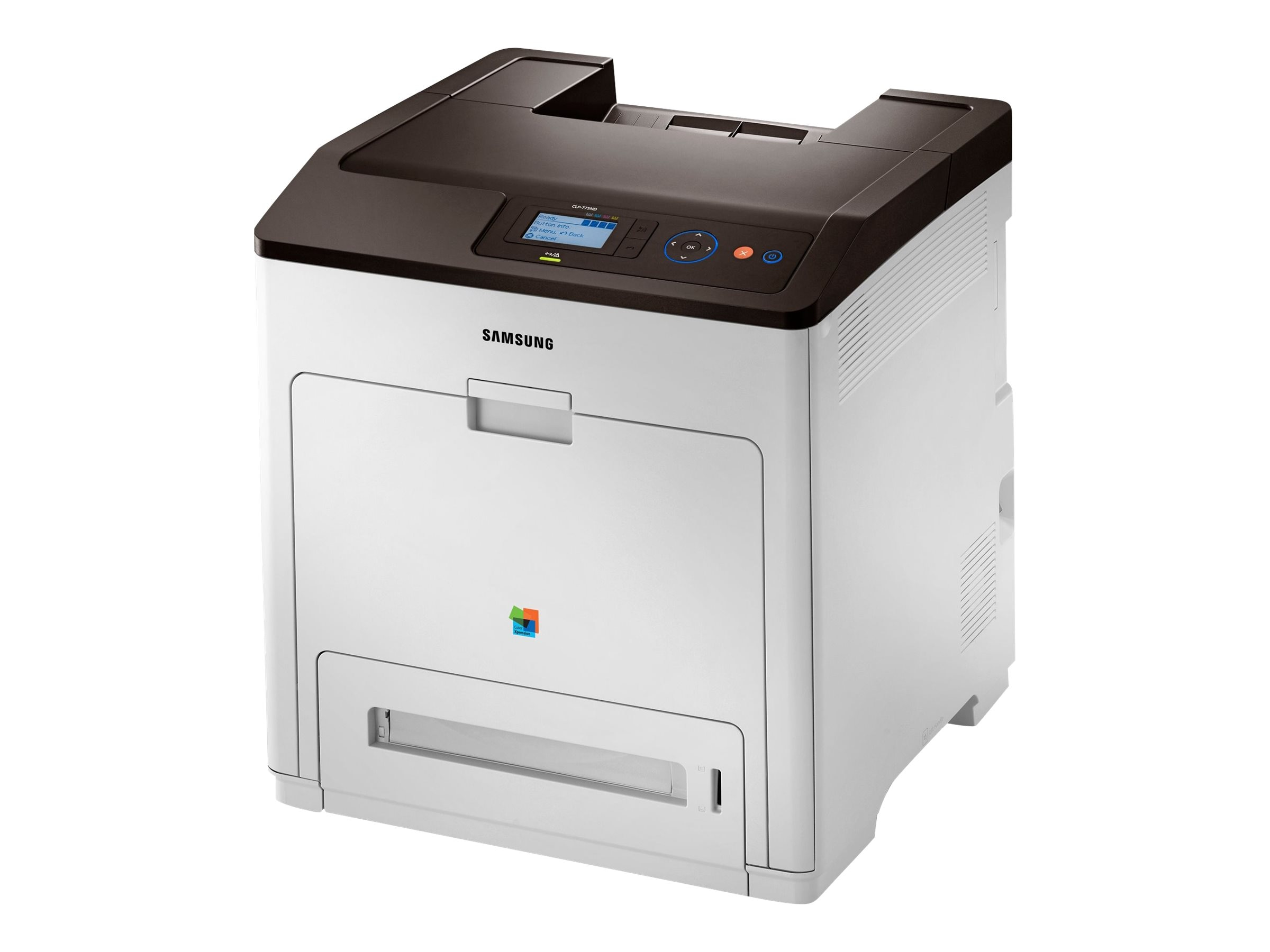 Samsung CLP-775ND Color Printer, CLP-775ND, 12693932, Printers - Laser & LED (color)