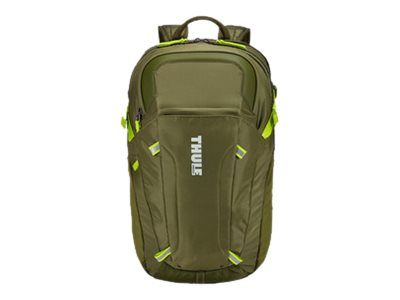 Case Logic Thule EnRoute Blur 2 Daypack, Drab, TEBD217DRAB, 22614345, Carrying Cases - Notebook