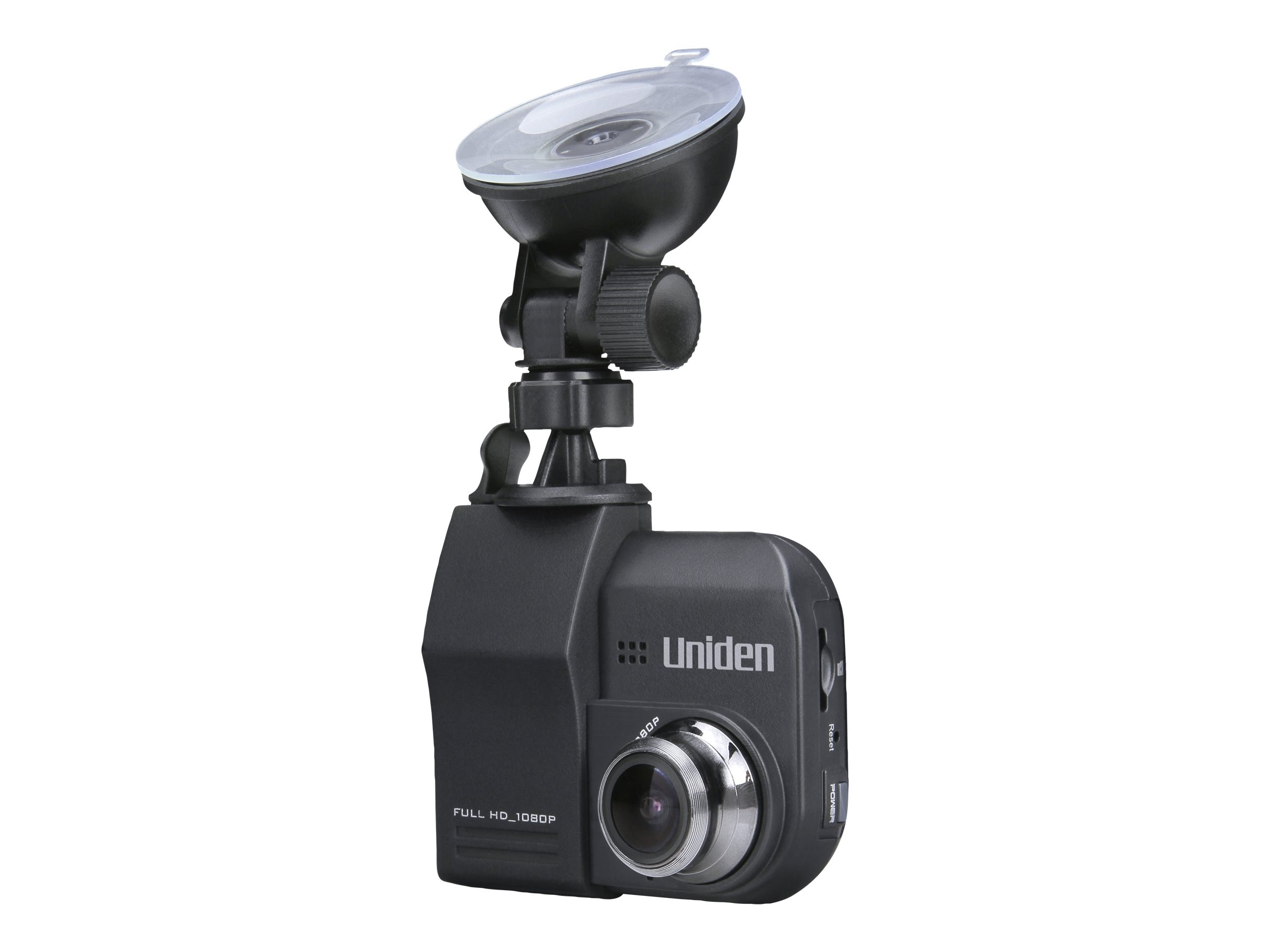 Uniden HD Dash Cam with GPS, 8GB SD card, Lane Departure and Red Light Camera Warning