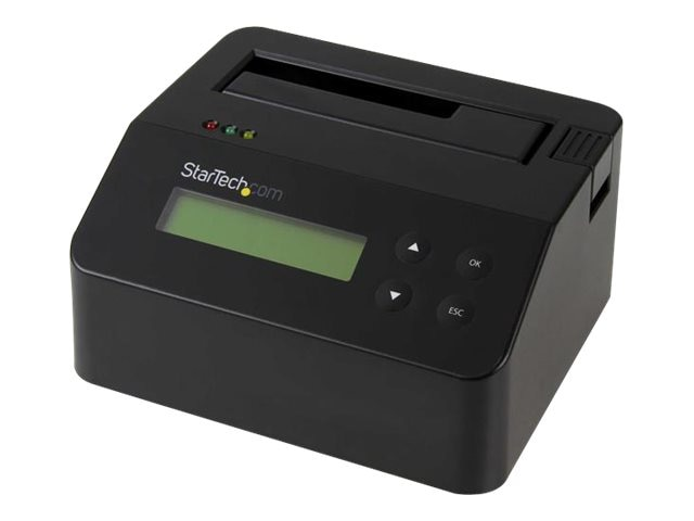 StarTech.com USB 3.0 Eraser Dock for 2.3 3.5 SATA Drives, SDOCK1EU3P