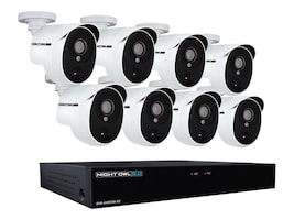 Night Owl 5 MP Extreme Security System 1080p, XHD502-88P, 34069250, Security Hardware