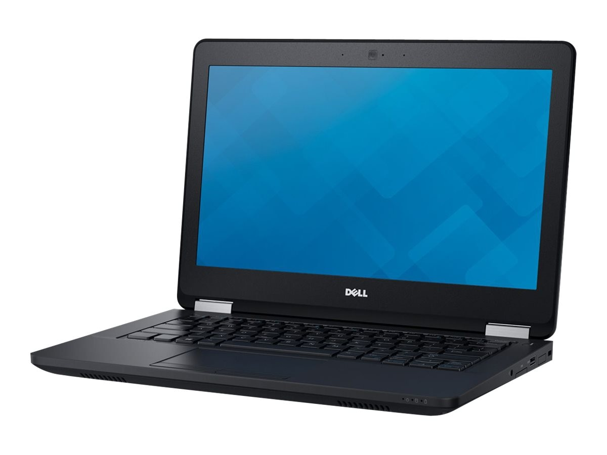 Dell Latitude E5270 Core i5-6200U 2.3GHz 4GB 500GB ac BT WC 3C 12.5 HD W7P64-W10P, RYJV0, 31244876, Notebooks