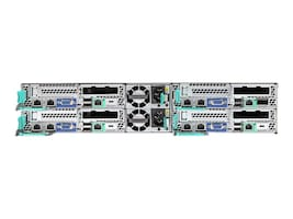 Intel Chassis, Server H2312XXKR2 2U RM 12x3.5 HS Bays 2x1600W, H2312XXKR2, 18020755, Cases - Systems/Servers