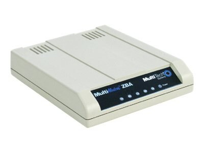 Multitech World Modem V.92 Data Fax External USB Desktop Modem with CDC ACM Driver, MT9234ZBA-USB-CDC-XR, 15394217, Modems