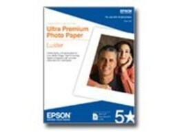 Epson 13 x 19 Premium Luster Photo Paper (50 Sheets), S041407, 208444, Paper, Labels & Other Print Media