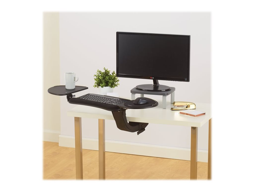 Kensington Kensington Fully Adjustable and Articulating Keyboard Platform with Wrist Rest