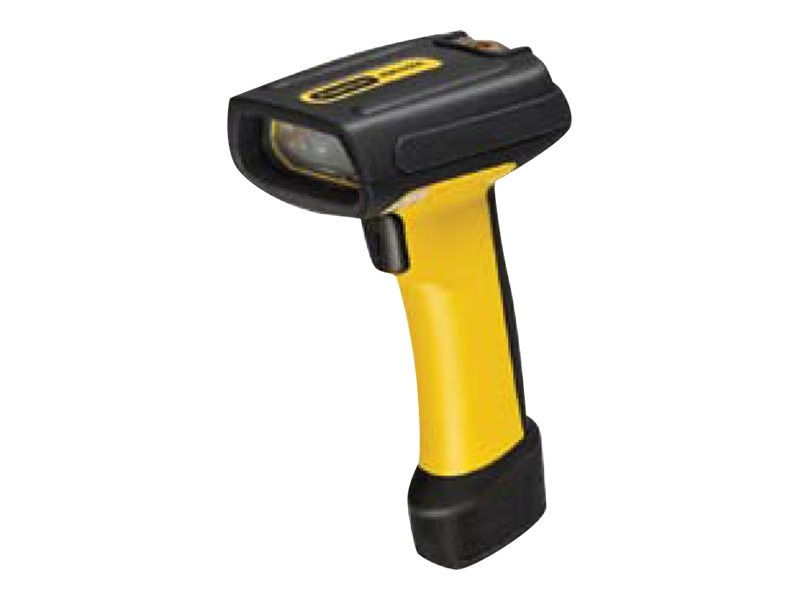 Datalogic Powerscan PD7130 with Pointer, Yellow Black, USB Kit