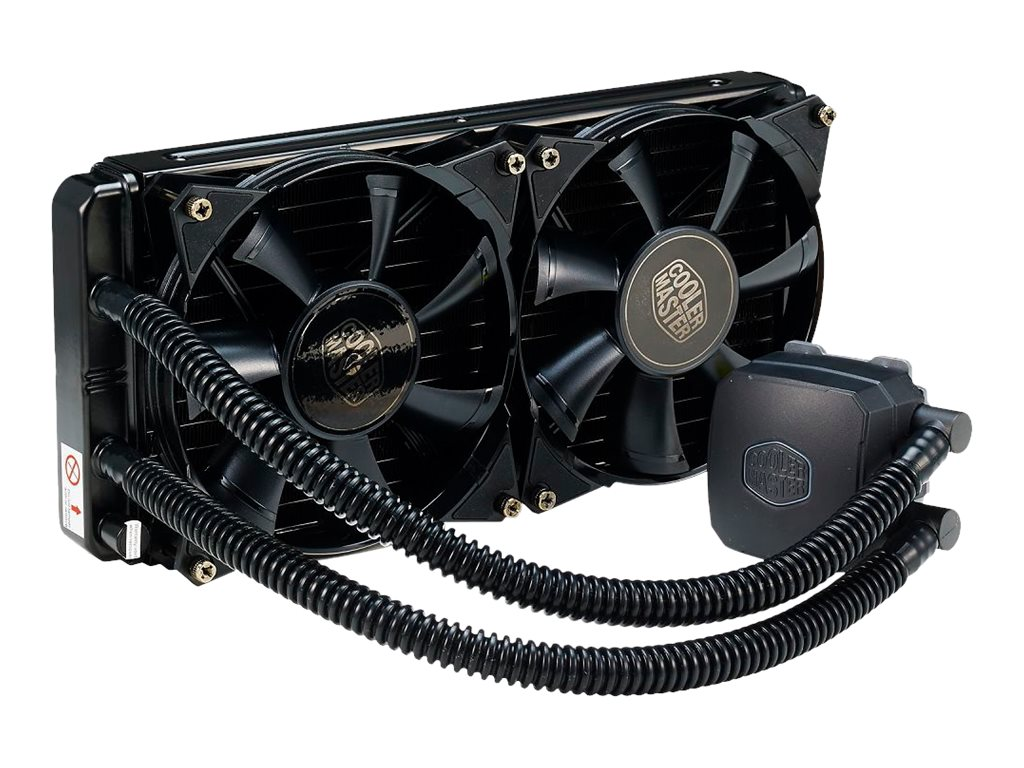 Cooler Master Nepton 280L Water Cooling System, RL-N28L-20PK-R2, 19505666, Cooling Systems/Fans