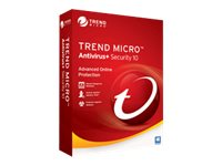 Trend Micro ANTIVIRUS + SECURITY 2016 3-User   CROMRETAIL BOX, TINM0140, 30811656, Software - Antivirus & Endpoint Security